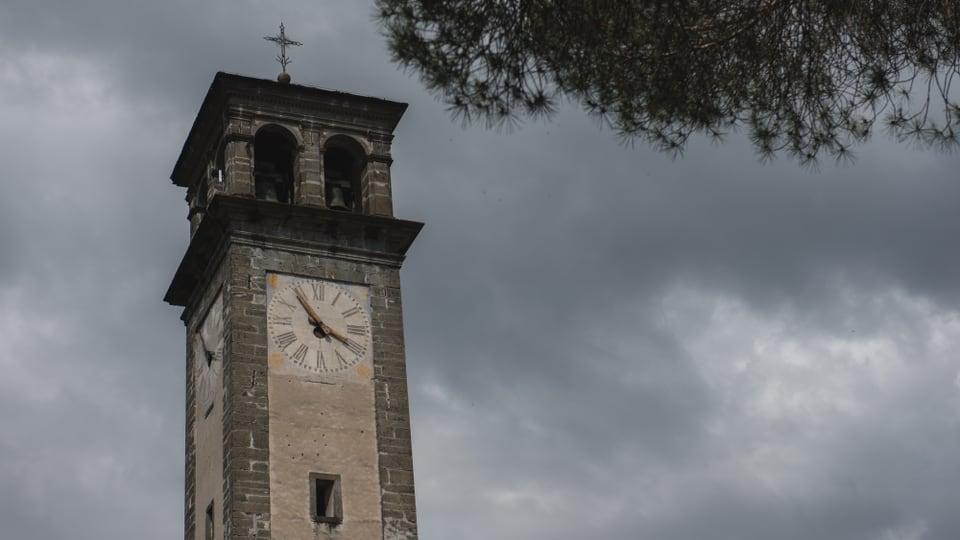 Il clutger da la Chiesa San Lorenzo