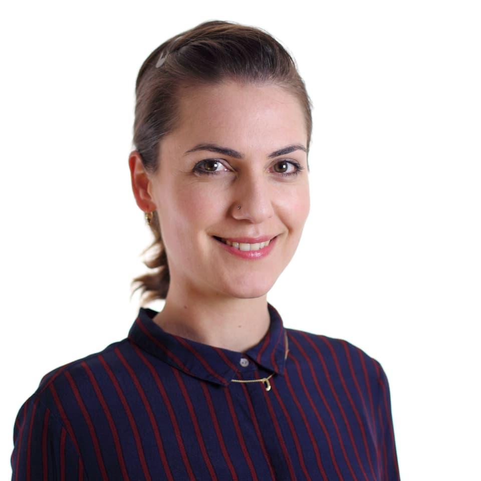 La musicologa Laura Decurtins