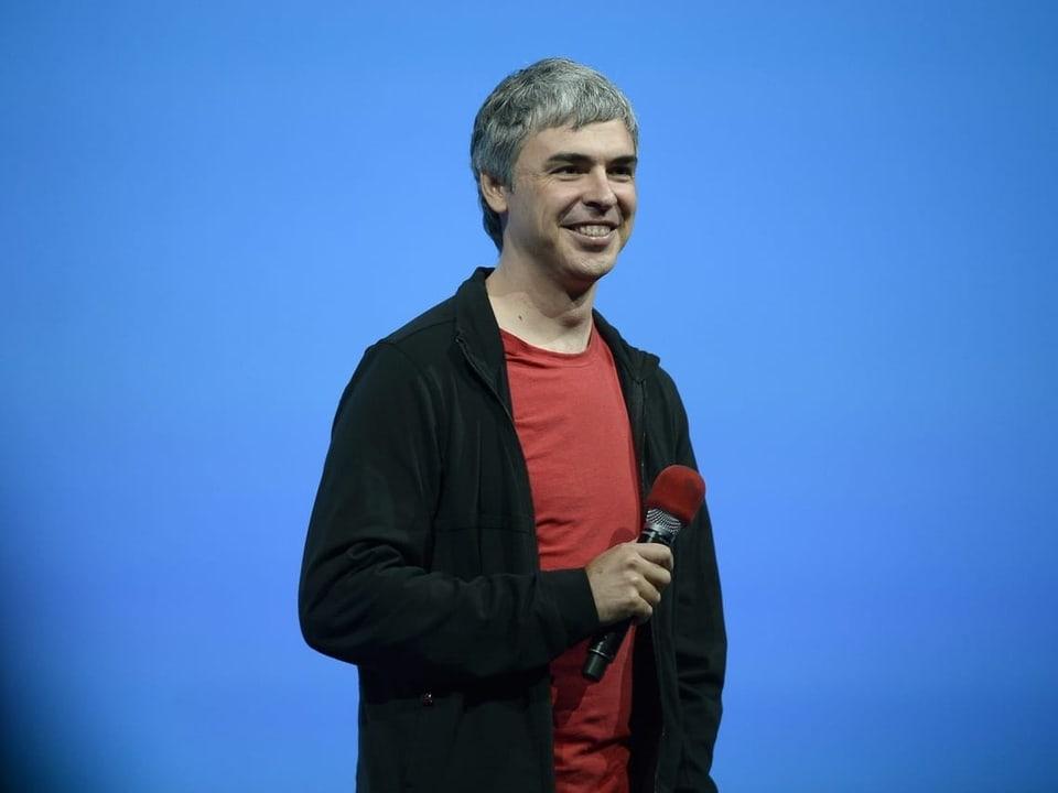 Platz 5: Larry Page