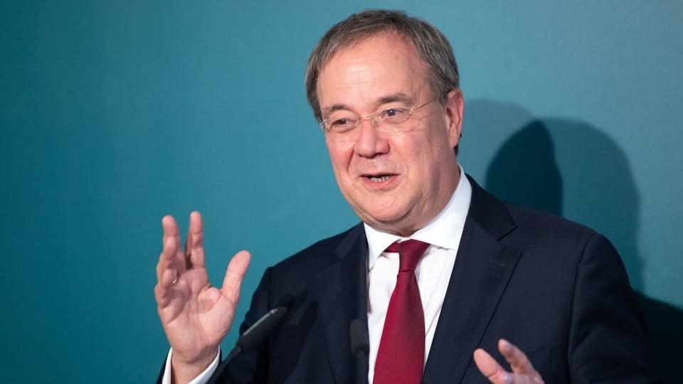 Armin Laschet, 60, Christlich Demokratische Union Deutschland CDU