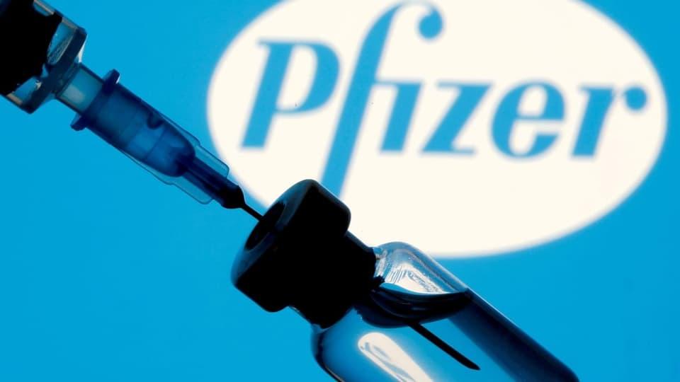 mRNA-Impfstoff bringt Pfizer hohe Gewinne