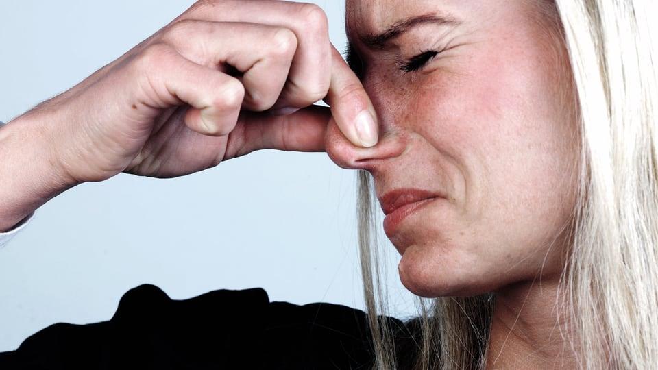 Schlechter Körpergeruch: was tun?