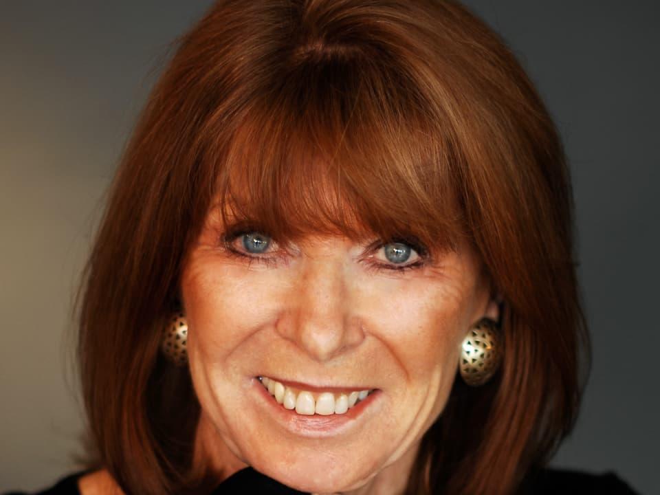 Porträtfoto Margrit Osterloh.