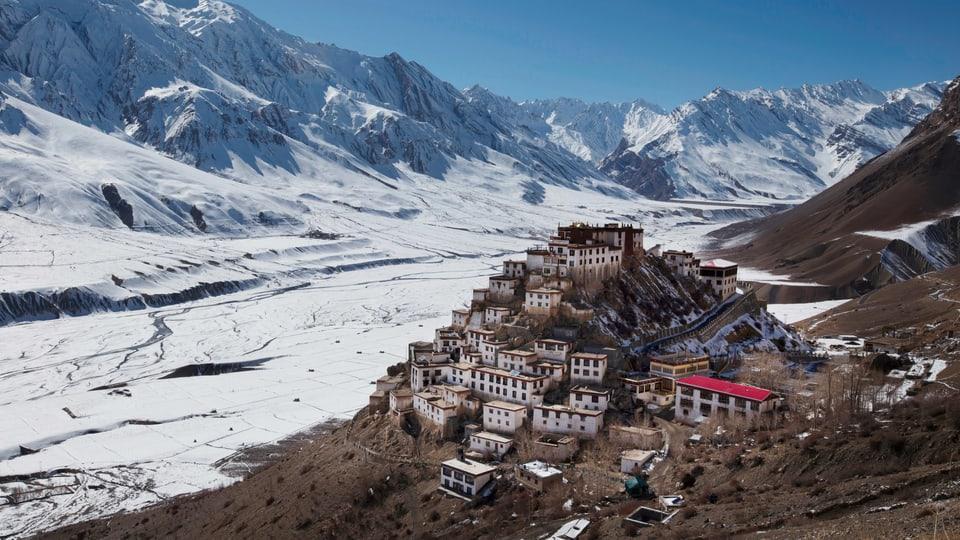 Video «Über den Wolken – Leben in den Bergen: Himalaya (1/2)» abspielen