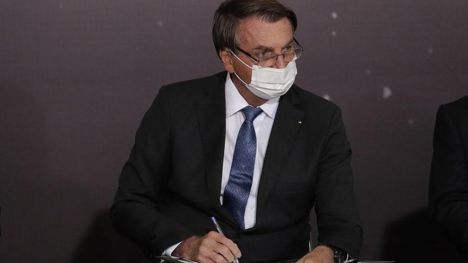 Bolsonaro, der standhafte Zinnsoldat