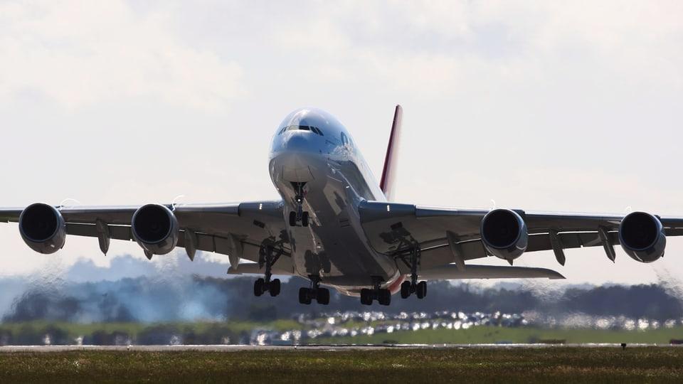 «Ich hätte dem Flugzeug eine Chance gegeben»