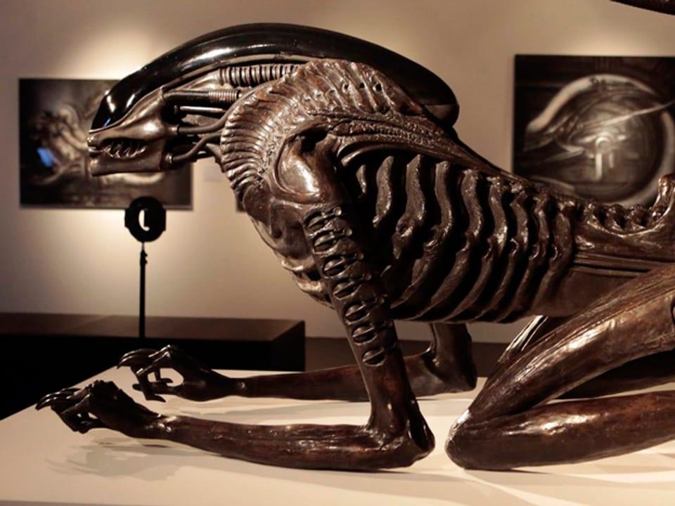 Alien-Figur