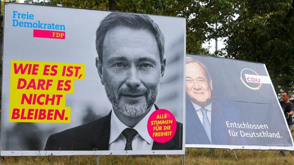 Deutschland: Kommt die Ampel-Koalition?