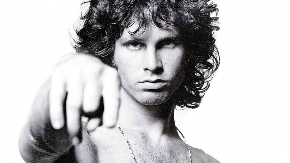 Vor 50 Jahren starb die Rock-Ikone Jim Morrison