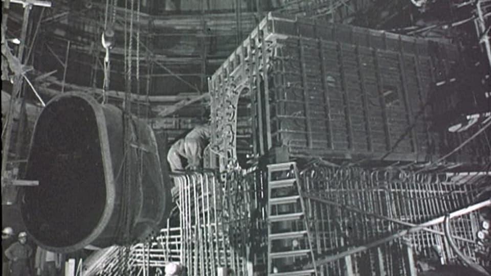 Atomreaktor Lucens – Der Traum von der Schweizer Atombombe