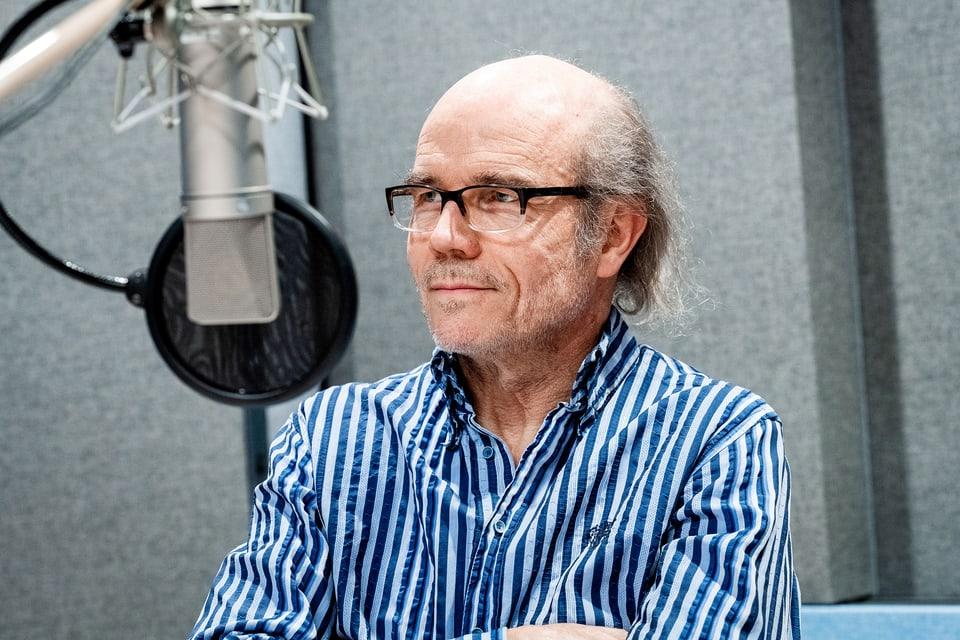 Manfred Liechti spielt John