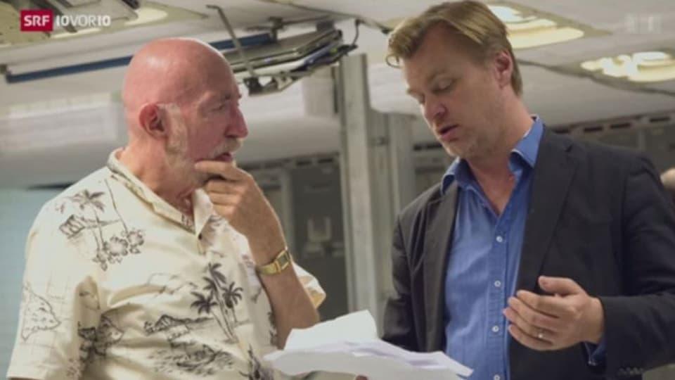 Abenteuer Weltraum: Kip Thorne berät «Interstellar»