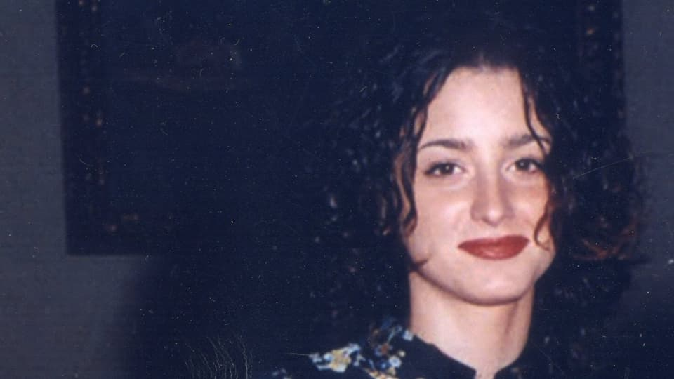 Portrait von Ainara in Spanien, nachdem sie Thomas kennen gelernt hat.