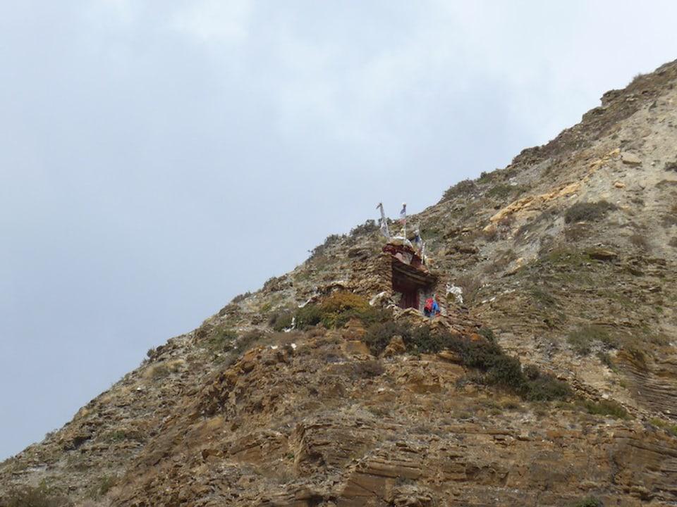 Steintor im Berg.