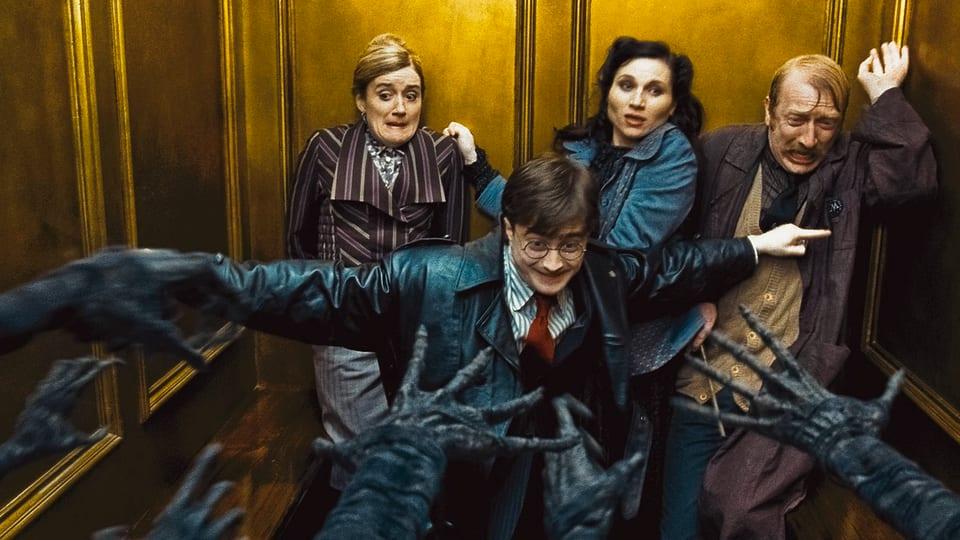 Der Beste Harry Potter Film