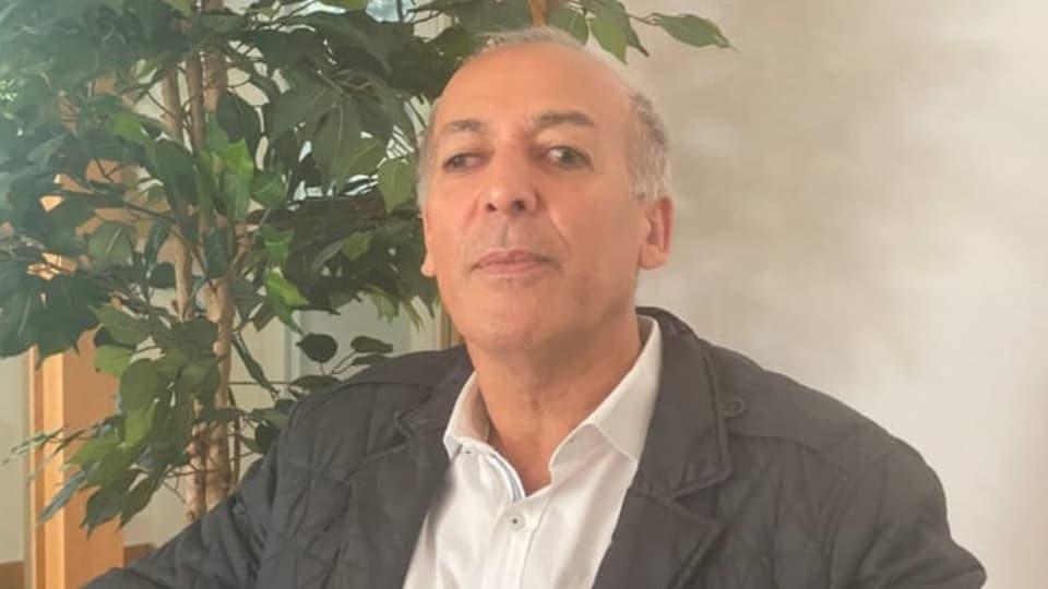 Alireza Darvishy (58) :«La digitalisaziun fa pli simpla la vita da persunas tschorvas»
