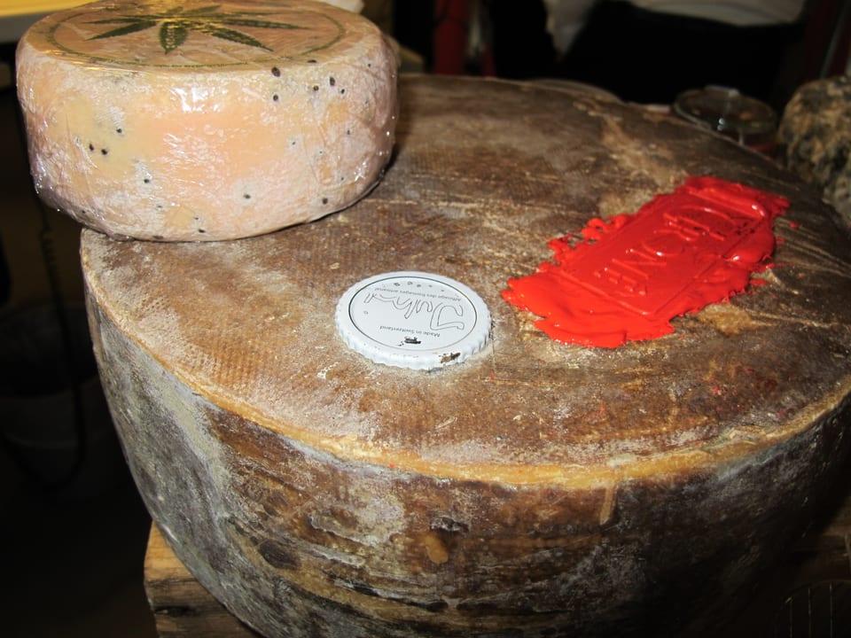 Grosser Käse.