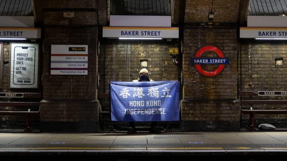 Die Fotografin May James und die Hongkong Diaspora in London