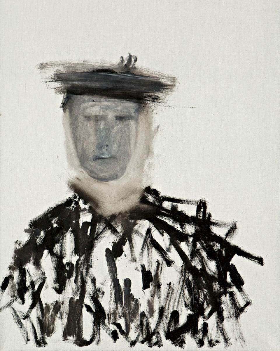 Self-Portrait as a Rice Farmer, 2010
