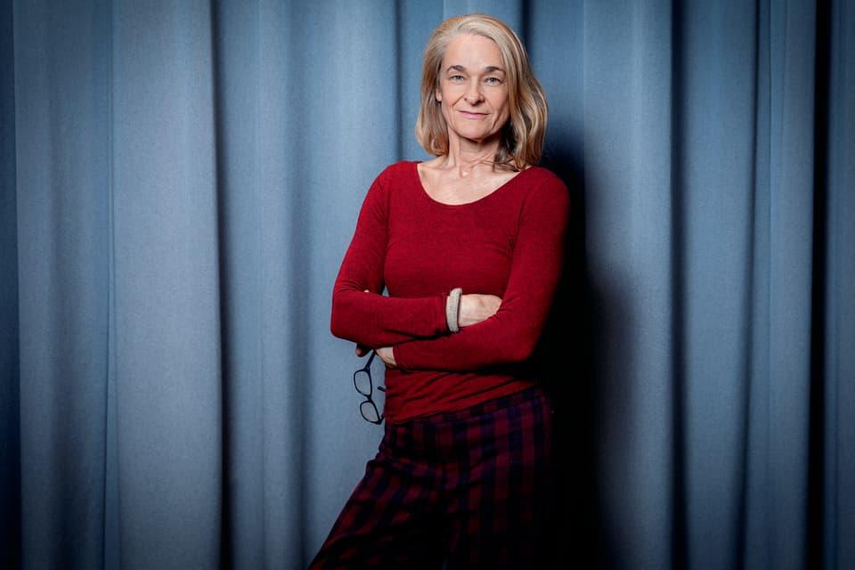 Crescentia Dünsser spielt Anna Ambroser.