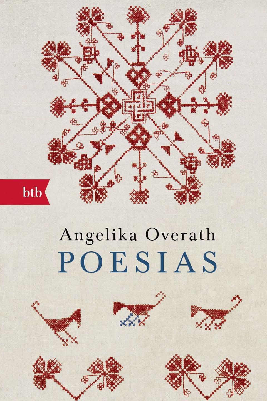 """frontispezi dal cudesch """"Poesias"""" da Angelika Overath"""