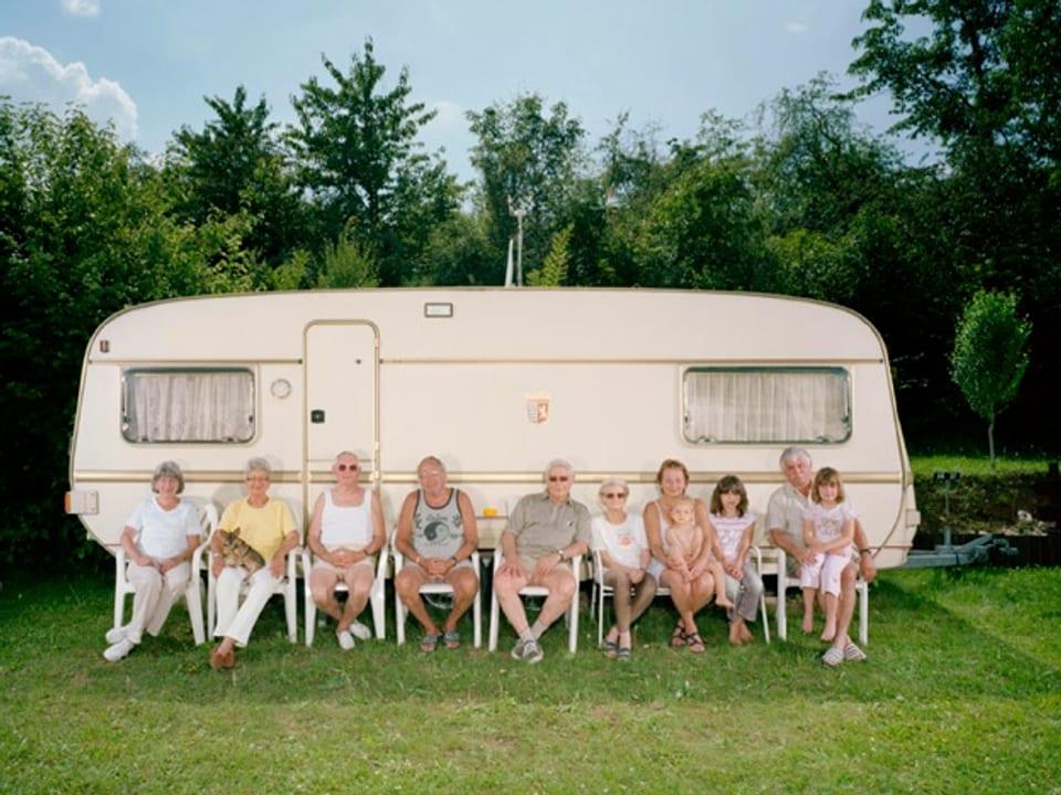 Bild des Camping- und Caravaningclubs.