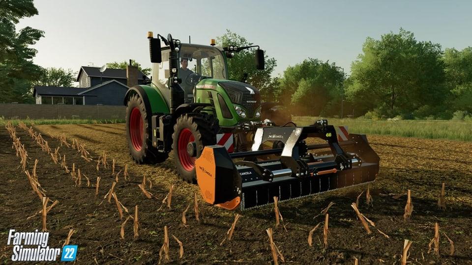 Virtuelles «Bauern»