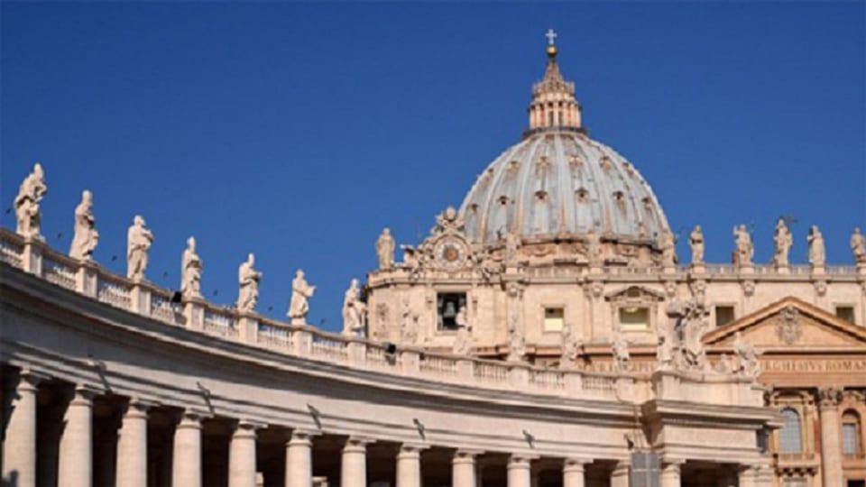 Dom da s. Peder en il Vatican.
