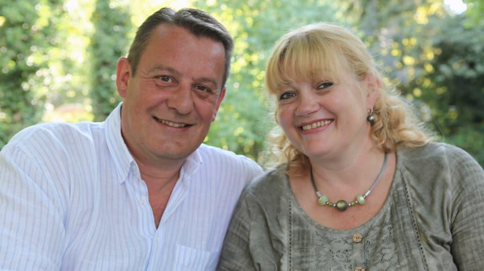 Claudia und Roger