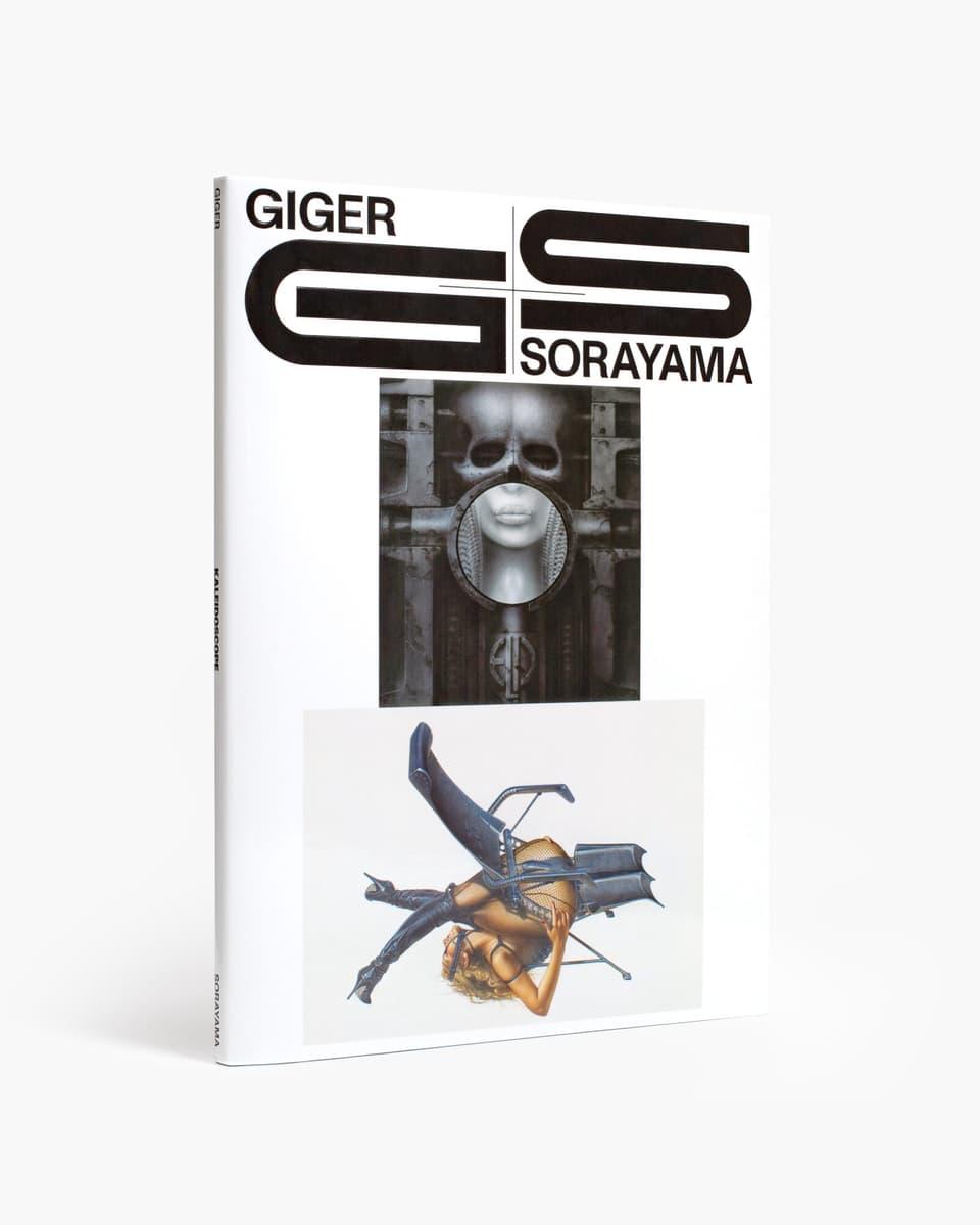 Platz 8: «GIGER SORAYAMA»