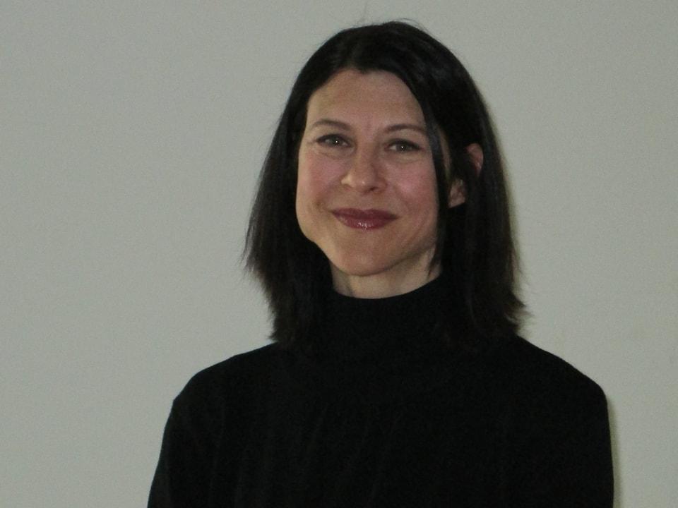 Nadine Tachezy, 45, Farbdesignerin.