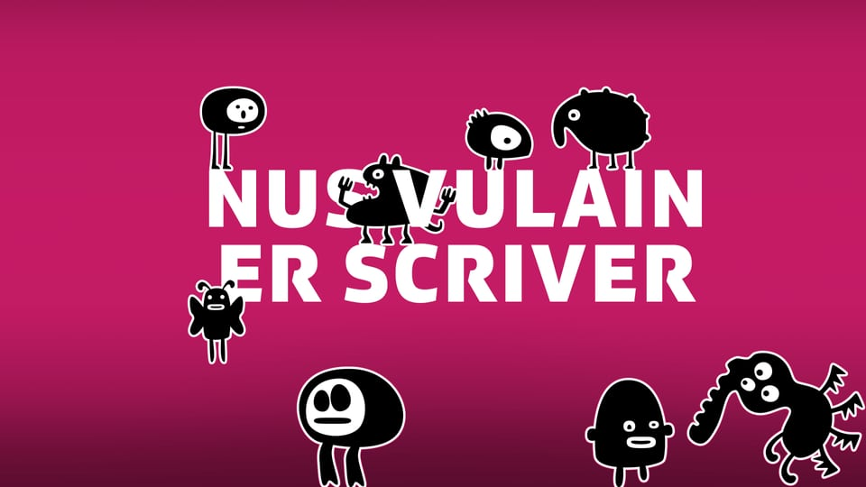 «Scriver è cool» cuntinuescha (Artitgel cuntegn audio)