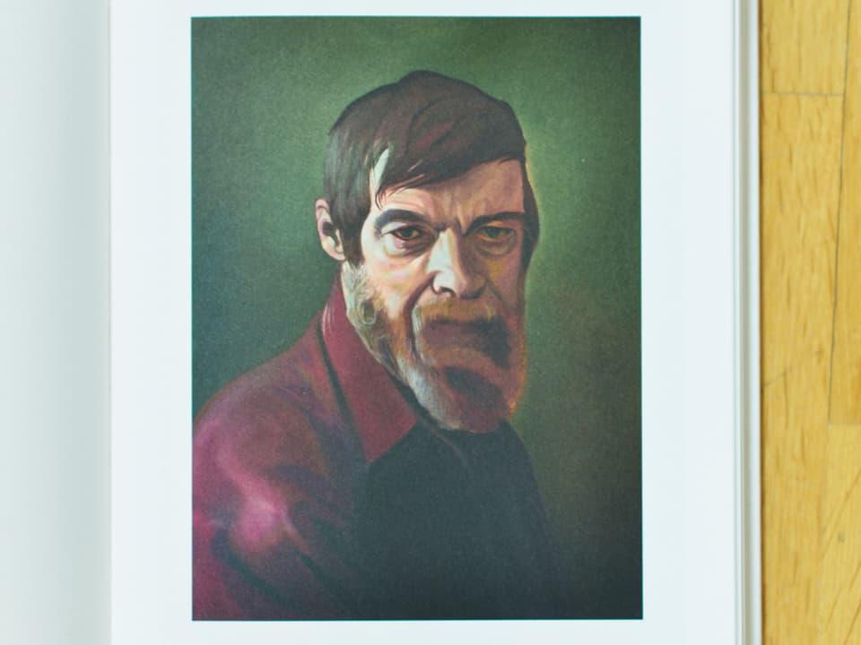 Mit seinen Illustrationen hat der Künstler aus Küssnacht schon zahlreiche Preise gewonnen.