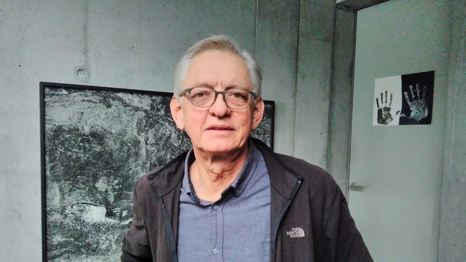 Guido Baselgia, oriund da Puntraschigna, viva oz a Malans.