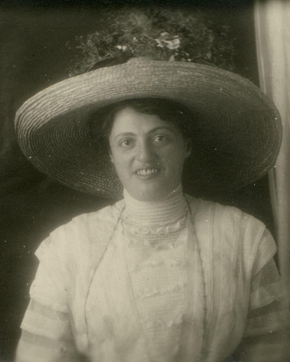 Rosa Bloch-Bollag: