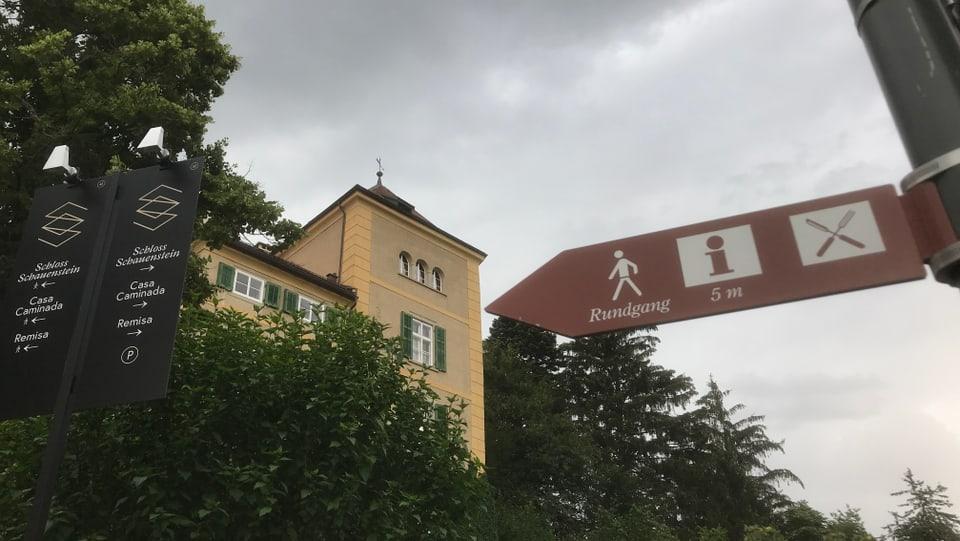plachettas e mussavias a Fürstenau