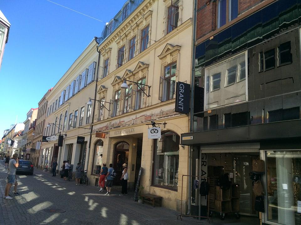 Il quartier dals designers a Göteborg.