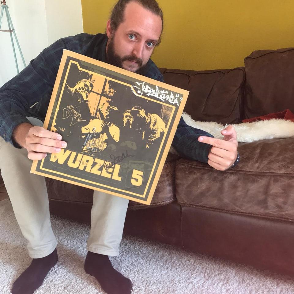 Retto Jost und seine Wurzel 5 Vinyl