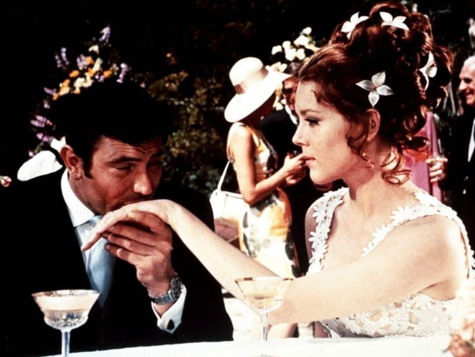 GeorgeLazenby: Bond als Romantiker?