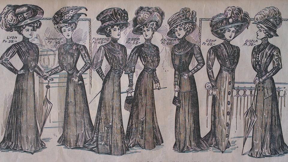 Leben & Alltag - Mode: Kleider machen Leute - Die Fabrik - SRF