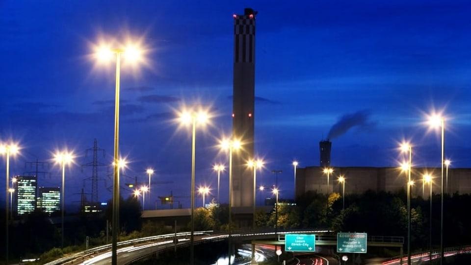 Das Phänomen der sogenannten «Lichtverschmutzung»