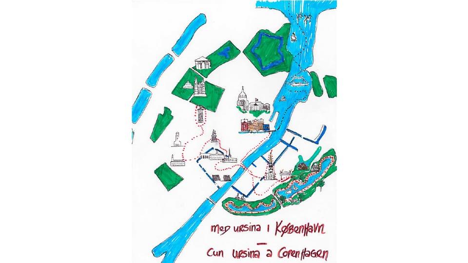 Charta da Copenhagen cun Ursina Giger.