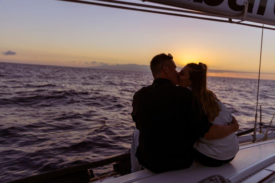 «Sunset Love» a Teneriffa
