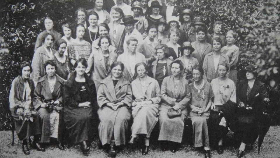 Frauen des  SAC