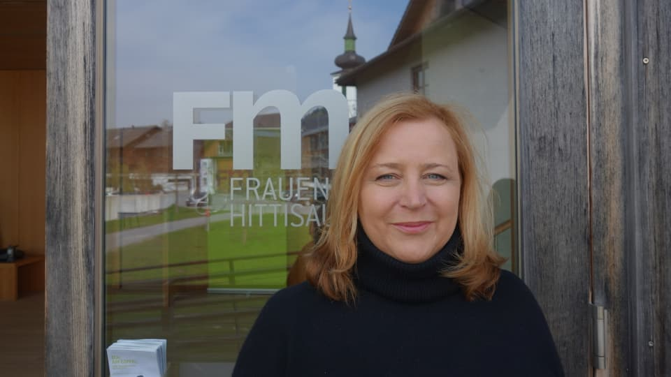 Stefania Pitscheider Soraperra, la directura dal Frauenmuseum.