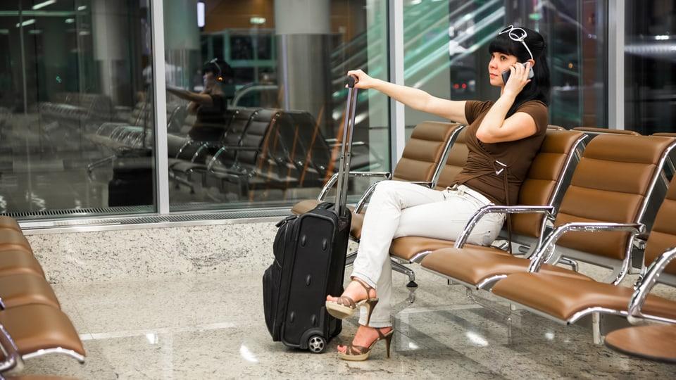 Frauen und Männer erkranken unterschiedlich auf Reisen