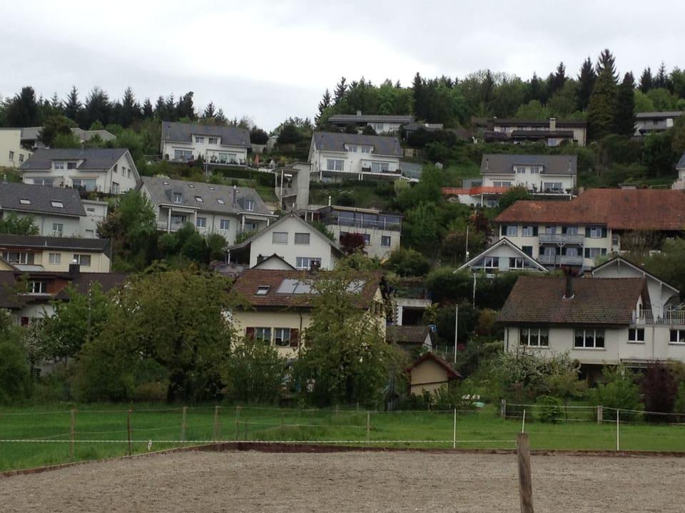 Dem durchschnittlichen Zofinger geht es gut - wobei auch in Zofingen nicht alle am Südhang wohnen können.