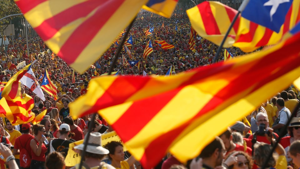 International madrid will abspaltung kataloniens verhindern news srf - Ka international madrid ...