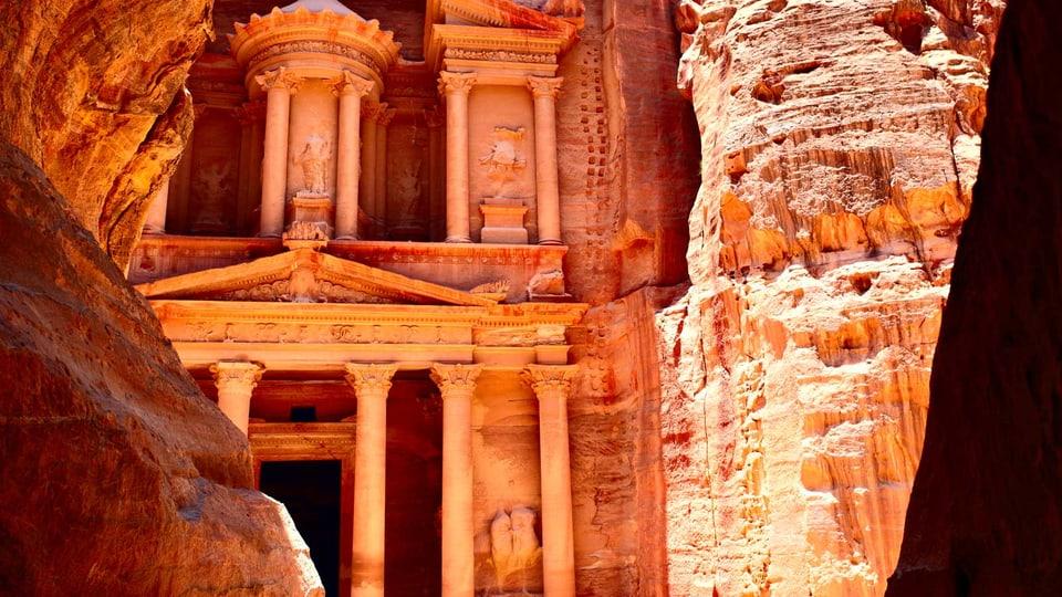 Petra: Wunder in der Wüste