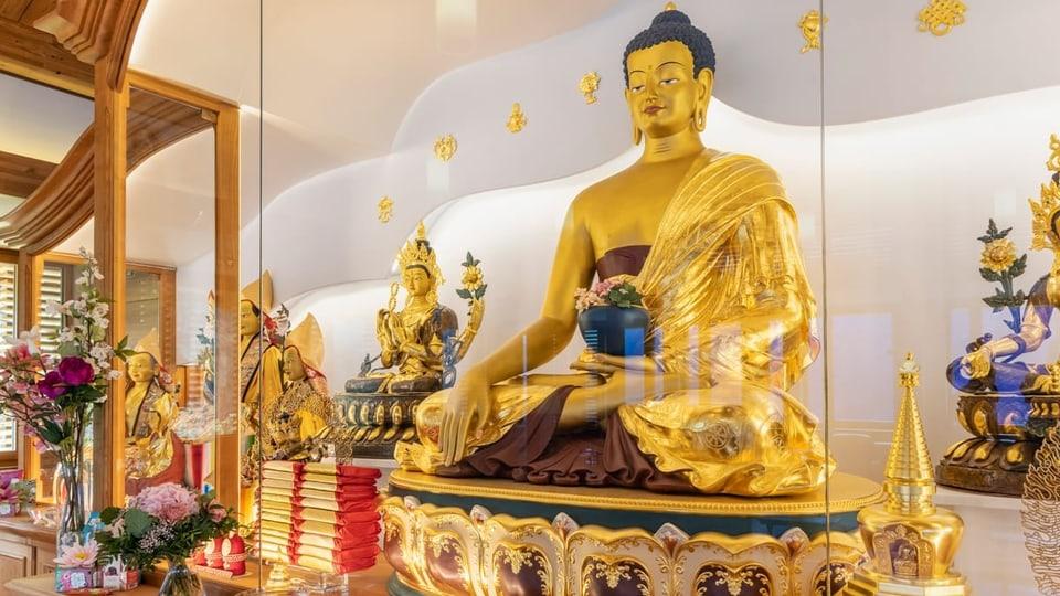 Der Buddhismus in der Schweiz ist vielfältig